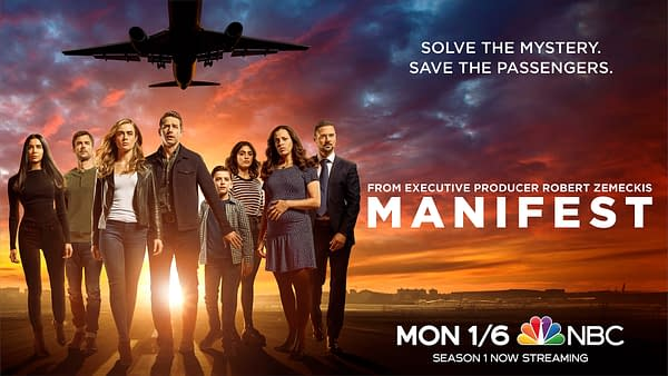 """""""Manifest"""" Season 2: Can Ben & Michaela Solve the Mystery and Save the Passengers Before Time Runs Out? [OFFICIAL TRAILER]"""