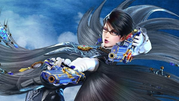 Brittany's 2019 Games of the Decade: Bayonetta 2
