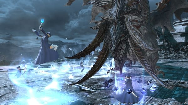 """""""Final Fantasy XIV Online"""" Receives A New 5.15 Patch"""