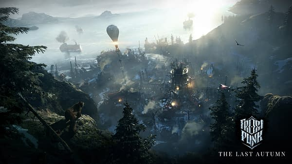 """""""Frostpunk"""" Will Receive """"The Last Autumn"""" DLC In January 2020"""