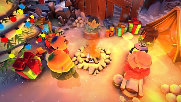 """""""Overcooked 2"""" Is Getting A Holiday DLC Pack In """"Winter Wonderland"""""""