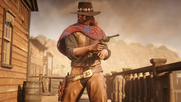 """Rockstar Is Loading """"Red Dead Redemption 2"""" On PC With Free Stuff"""