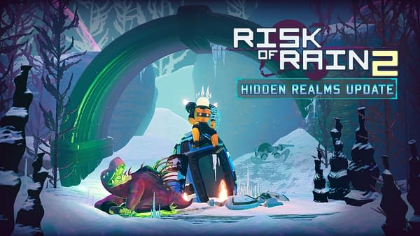 """Risk Of Rain 2"" Receives Third PC Update With ""Hidden Realms"""