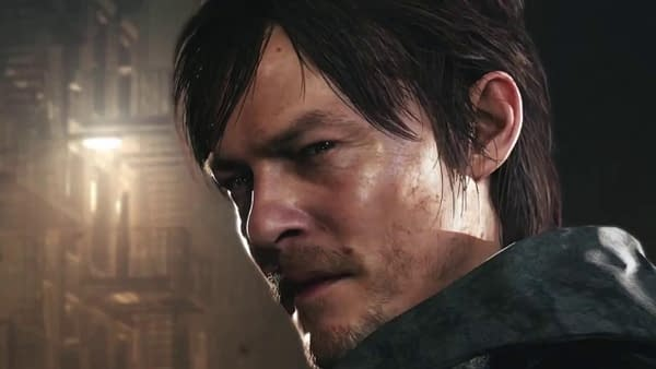 "New ""P.T."" Camera Hack Confirms You Played As Norman Reedus"