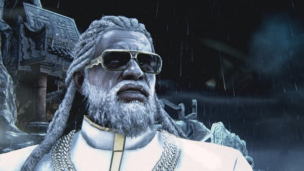 """""""Tekken 7"""" Receives A New Track From Leroy Smith"""