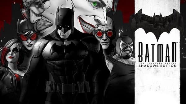 """Athlon Games Releases """"The Telltale Batman Shadows Edition"""""""
