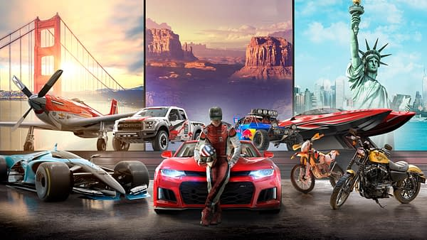 As if racing around the globe wasn't enough, The Crew 2 now has Hobbies, courtesy of Ubisoft.