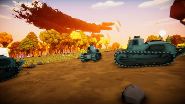 "505 Games Reveals ""Total Tank Simulator"" For 2020 Release"