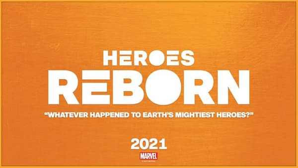 Marvel Comics Revives Heroes Reborn For 2021