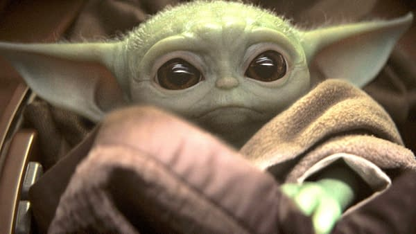 Baby Yoda Gets a Comic - The Mandalorian And The Child - From IDW.