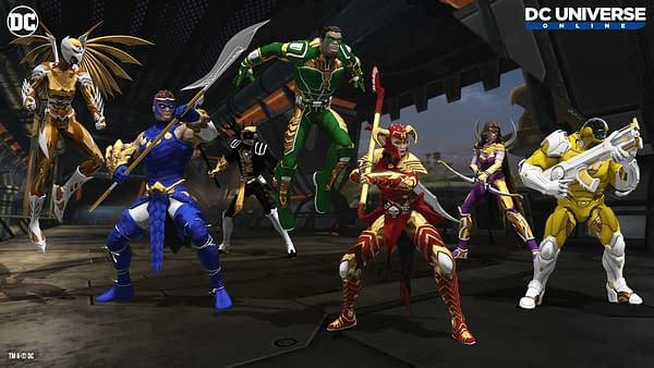 """DC Universe Online"" Celebrates Its Ninth Anniversary"