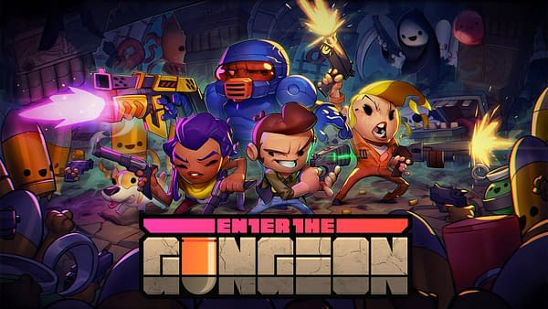 """Enter The Gungeon"" Hits Three Million Units Sold"