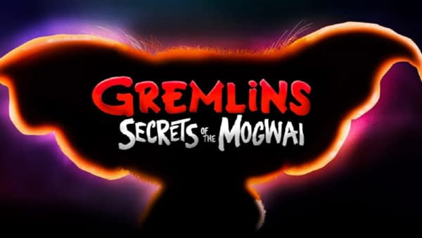 Gremlins: Secrets of the Mogwai first key art (Image: HBO Max)