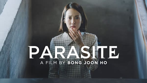 Parasite is now setting records streaming on Hulu.