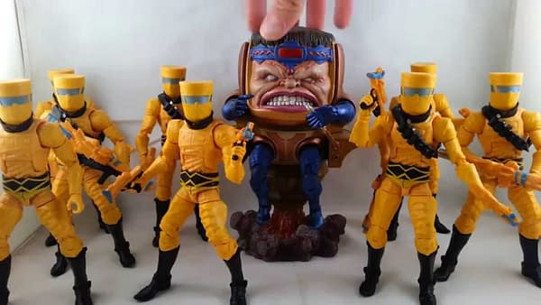 Marvel's M.O.D.O.K. Cartoon For Hul Will Be stop-Frame, Robot Chicken-Style