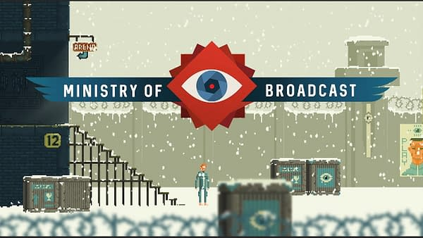 """Hitcents Officially Releases """"Ministry Of Broadcast"""" On Steam"""