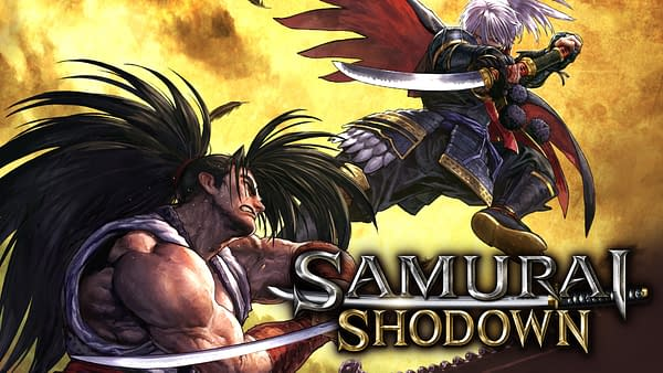 """Samurai Shodown"" Gets A Release Date For Nintendo Switch"