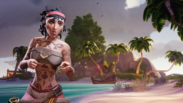 """""""Sea Of Thieves"""" Just Got A Free Update For January"""