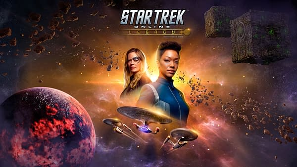 """""""Star Trek Online"""" Celebrates Its 10th Anniversary With New Content"""