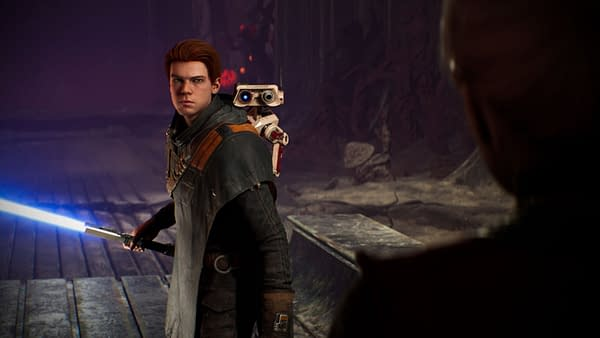 """Star Wars Jedi: Fallen Order"" Gets A New Patch With Content"