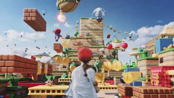 Super Nintendo World was set to open in June 2020, courtesy of Universal Studios.