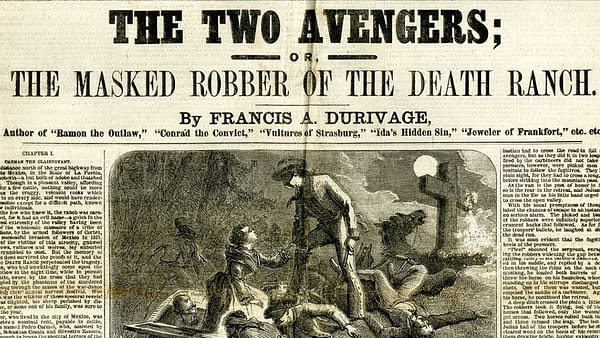The Two Avengers in New York Weekly