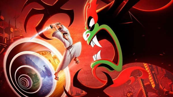 "Adult Swim Games Announces ""Samurai Jack: Battle Through Time"""