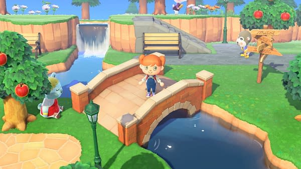 It appears Animal Crossing players in China went a bridge too far, courtesy of Nintendo.