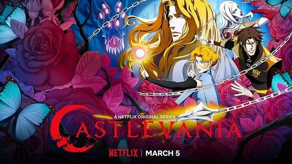 Castlevania (Image: Netflix)