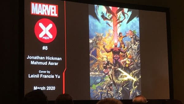 Marvel's C2E2 X-Men Panel – Preview Art for X-Men, X-Force, Wolverine, Cable, Children of the Atom, X-Factor, More