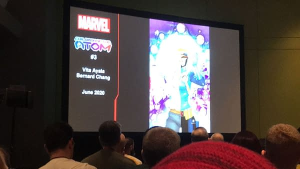 Preview Art from Upcoming X-Books at the C2E2 X-Men Panel - X-Men #8, X-Force #9, Wolverine #4, Children of the Atom #1, More