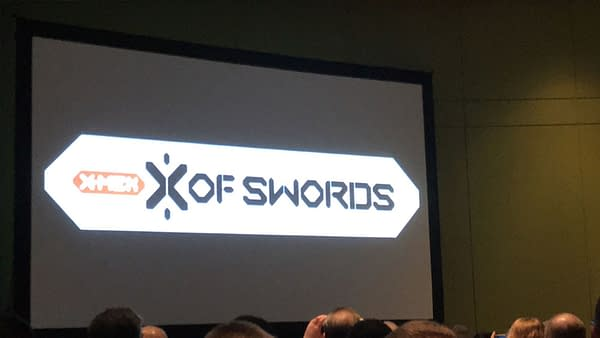 Marvel's Big X-Event: X of Swords (That's 10 of Sowrds)