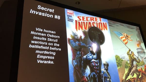 Attn: Speculators - The Not-So-Secret Origins of Marvel's Empyre from C2E2