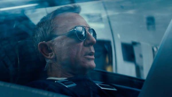 Daniel Craig as James Bond, MGM