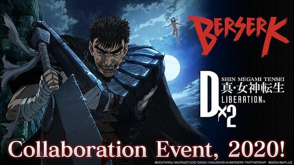 """Shin Megami Tensei Liberation Dx2"" Gets Two More Collaborations"