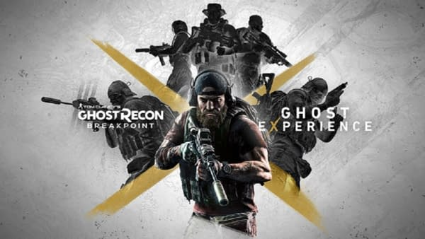 """Ghost Recon Breakpoint"" Sets Date For Immersive Mode ""Ghost Experience"""