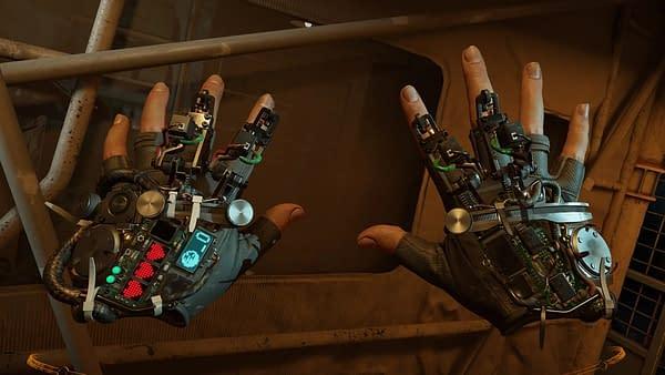 Half Life Alyx Hands