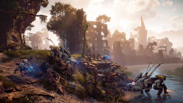 """Horizon Zero Dawn"" is Officially Coming to PC"