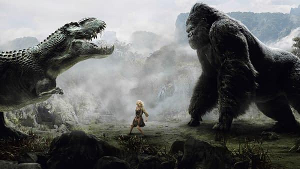 King Kong Vs the V. Rex- Let's Revisit Peter Jackson's Fight Scene