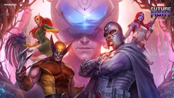 """Marvel Future Fight"" Is Getting ""House Of X"" & ""Powers Of X"""