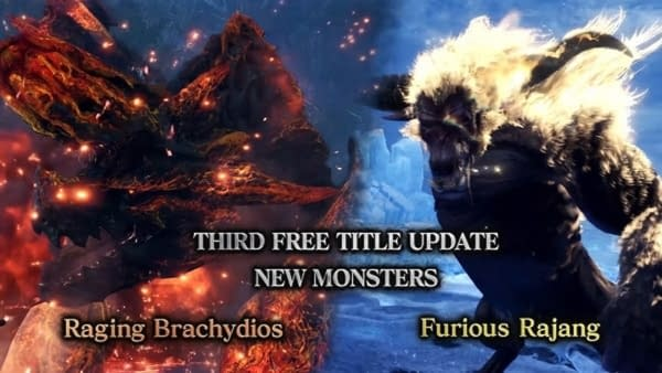 """""""Monster Hunter World: Iceborne"""" Title Update 3 Debuts Later This Month"""