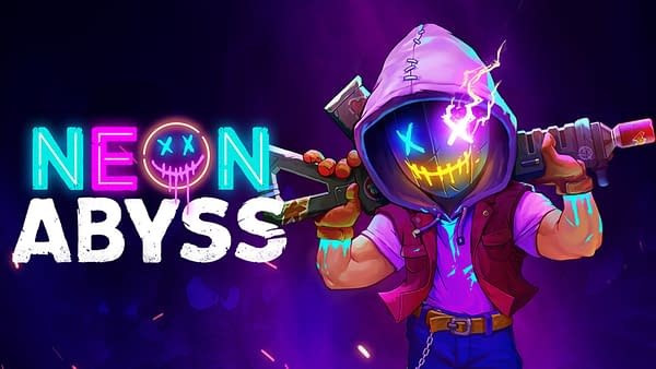 Time is up for the New Gods in Neon Abyss, courtesy of Team17.