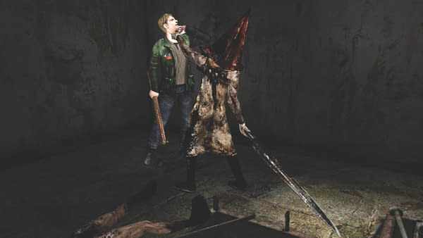 "There's a Rumored ""Silent Hill"" Reboot Coming From Konami"