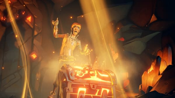 """""""Sea Of Thieves"""" Receives A New """"Heart Of Fire"""" Update"""