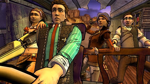 """""""Tales From the Borderlands"""" Sequel Allegedly Leaked on Reddit"""