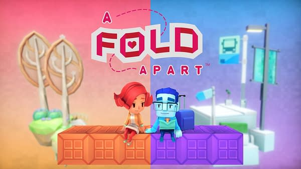 A Fold Apart will have you finding creative ways to come together.