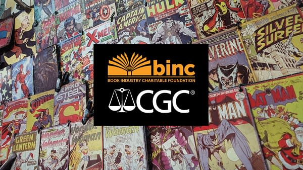 CGC and BINC team up to help support comic shops.