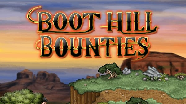 Boot Hill Bounties will debut on the Nintendo Switch, courtesy of Experimental Gamer Studios.