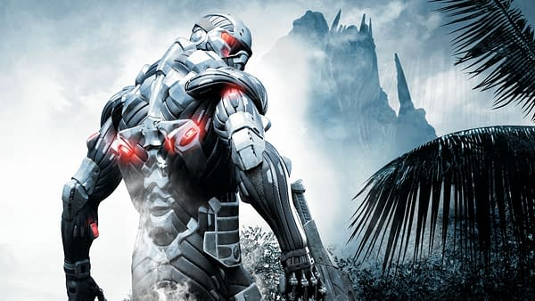 Will we be getting a new Crysis game soon? Image courtesy of Crytek.