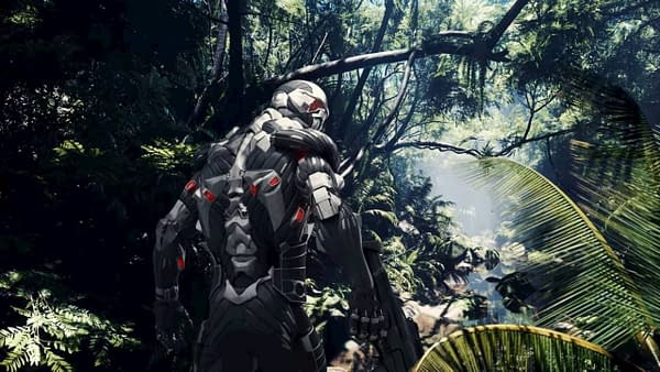 Crysis Remastered will drop onto PC, PS4, and Xbox One next month, courtesy of Crytek.